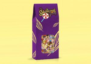 Sweet Shop Packaging Mockup