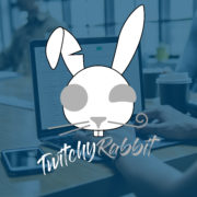 Email Marketing Twitchy Rabbit Logo