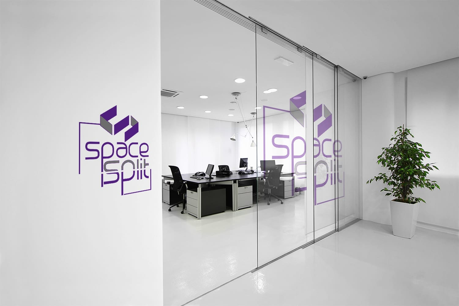 Shared Office Space Logo
